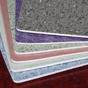 密实型塑胶地板