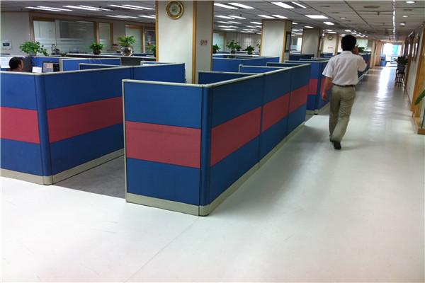 办公室地板铺装要领
