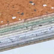 同透型塑胶地板