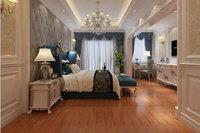 石塑地板-卧室