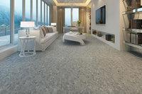 石纹石塑地板-客厅