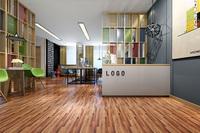 pvc石塑地板-办公室